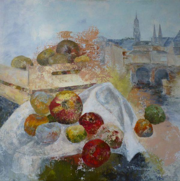 conservatoire de la pomme bayeux